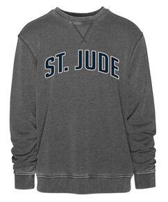 Unisex Vintage St. Jude Crewneck Sweatshirt