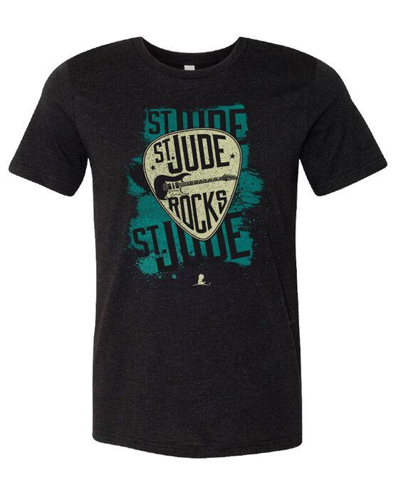 Unisex St Jude Rocks Guitar Pick