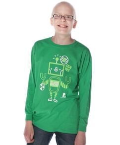 Happy Robot T-Shirt