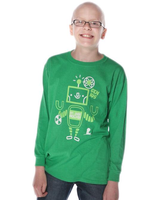 Happy Robot T-Shirt