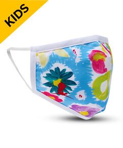 Patient Art Inspired Stella KIDS Face Mask with Filter Pocket