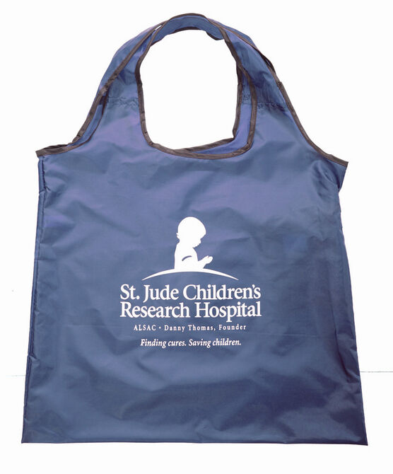 Reusable Tote - Steel Blue