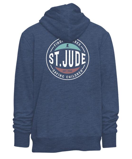 St. Jude Zip-Front Hooded Jacket
