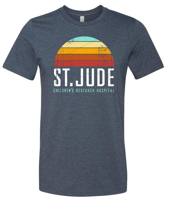 Retro Sunset Unisex T-Shirt