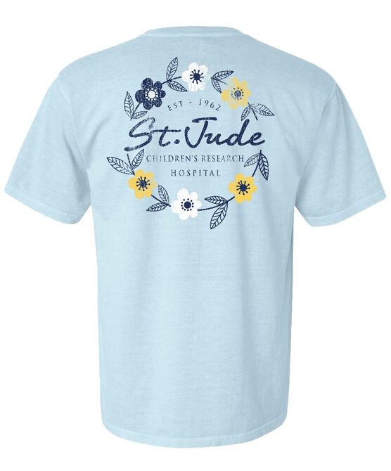 Floral Wreath T-Shirt