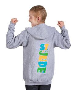 Kids' St. Jude Front Zip Hoodie