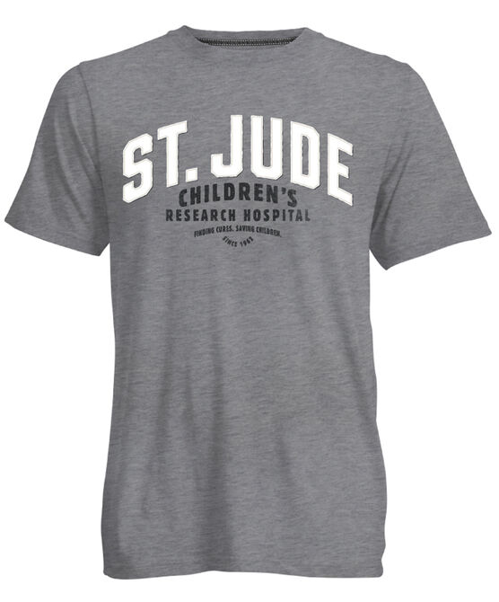 Unisex St. Jude Arched Logo T-shirt