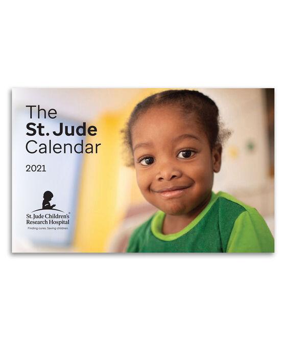 2021 St. Jude Desk Calendar