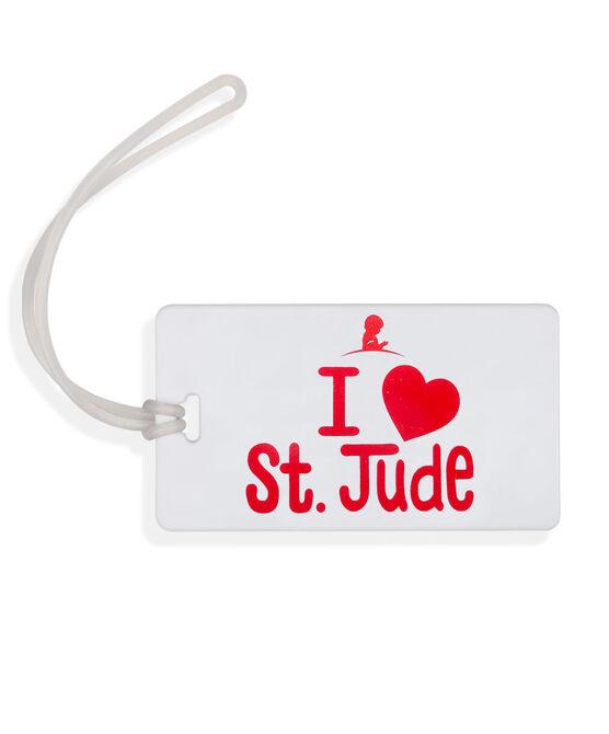 I Love St. Jude Luggage Tag