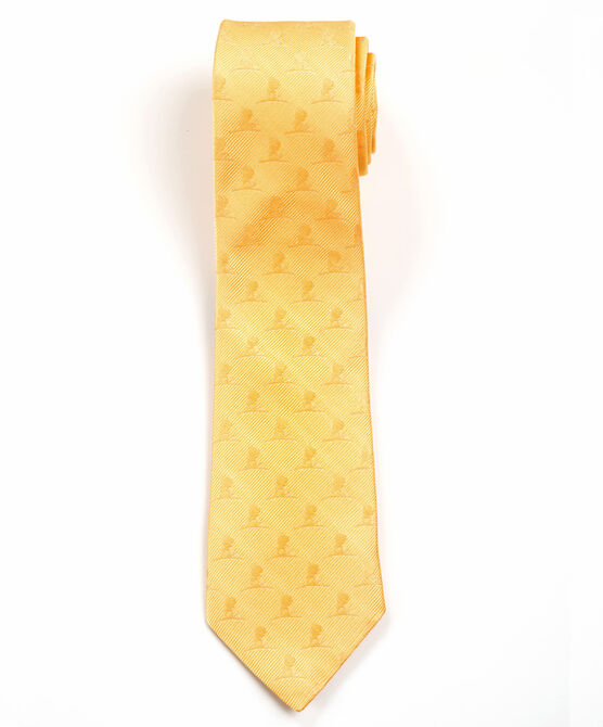 Brooks Brothers Gold Tie