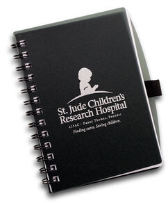 Desk Notebook - Black