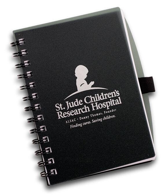 Desk Notebook - Black