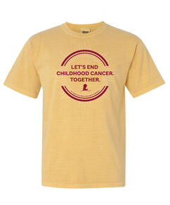 Let's End Childhood Cancer Together T Shirt