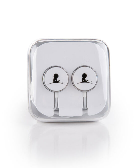 St. Jude Silicone Earbuds