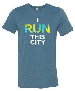 Unisex Run This City St. Jude Memphis Marathon T-Shirt