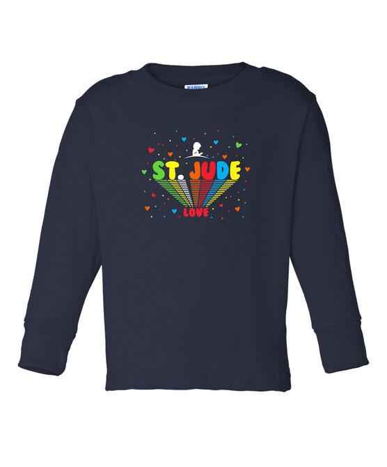 Toddler St. Jude Love Long Sleeve T-Shirt