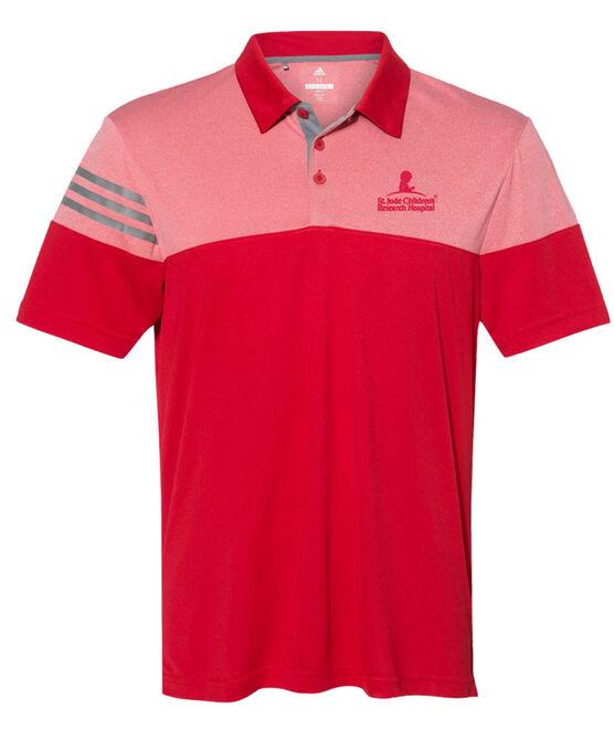 Men's adidas® Colorblock Golf Shirt