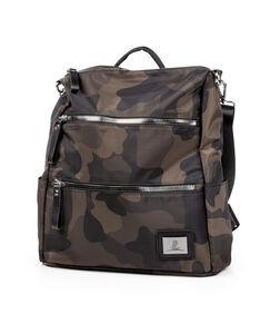 Camoflaged Tote Bag Backpack