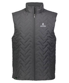 Men's Grey Holloway Quilted Eco Vest