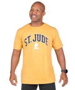 Gold Collegiate T Shirt