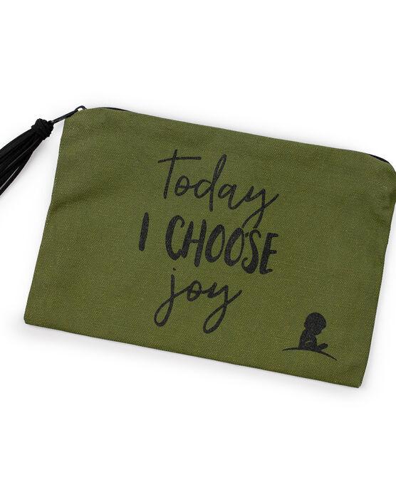 Today I Choose Joy Cosmetic Bag
