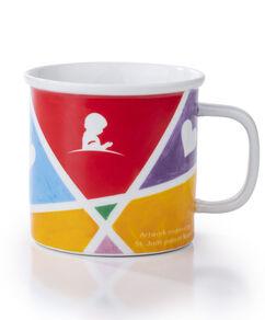 Patient Art Inspired 21 oz. Porcelain Mug