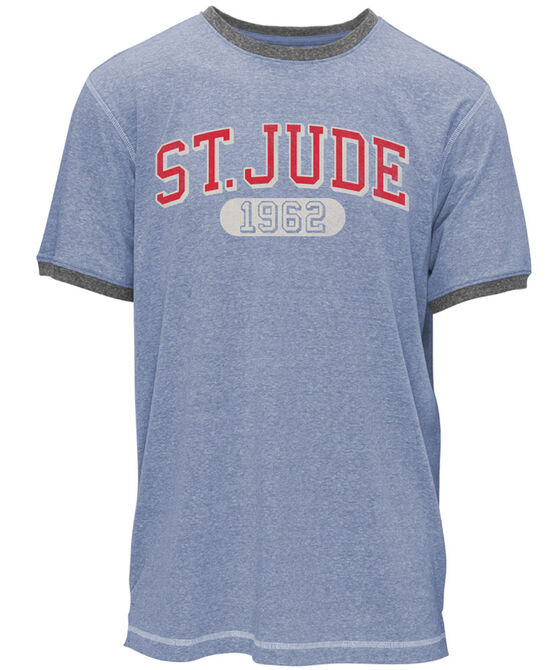Unisex Patriotic Short Sleeve Ringer T-Shirt