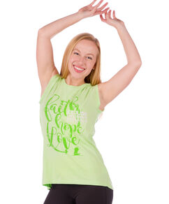 Ladies' Hope, Faith, Love Sleeveless Tee