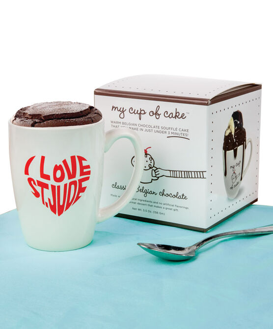 Cup of Cake Mix with Mug Set