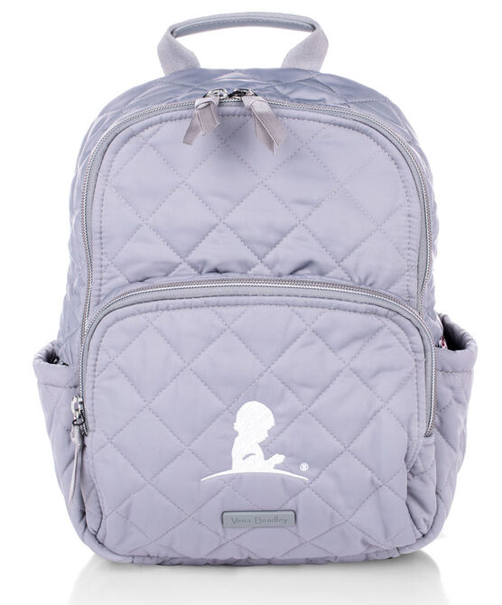 Vera Bradley® Quilted Small Backpack