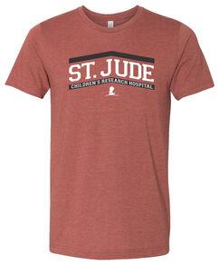 St. Jude Upward Arrow Design T-Shirt