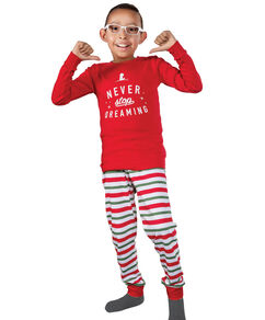 Youth Never Stop Dreaming Pajamas