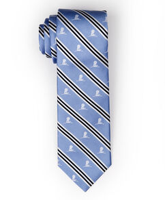 Brooks Brothers® Blue/Black Silk Tie