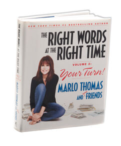 The Right Words at the Right Time Volume 2 - Hardcover