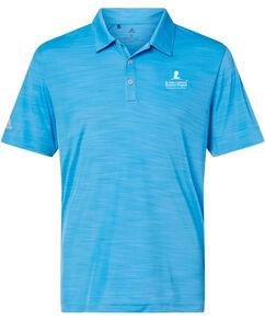 Adidas Men's Mélange Golf Shirt