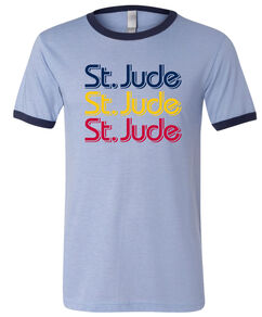 St. Jude Repeat Ringer T-Shirt