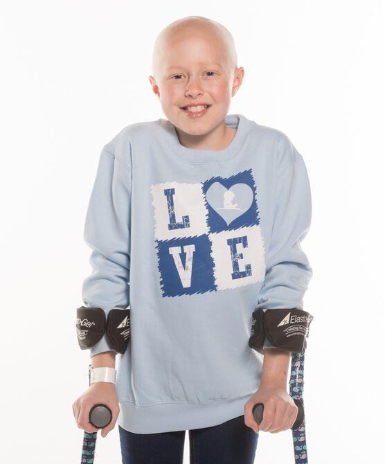 Youth St. Jude LOVE Sweatshirt