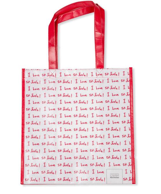 Patient Art I Love St. Jude Repeat Reusable Bag