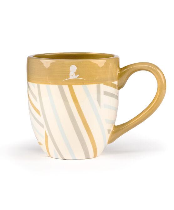 Modern Stripe Pattern Ceramic Mug