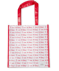 Patient Art I Love St. Jude Repeat Reusable Bag