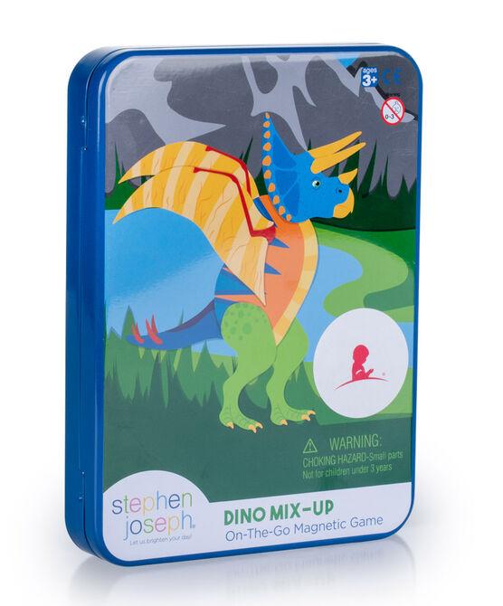 Stephen Josephs On-The-Go Magnetic Dinosaur Game