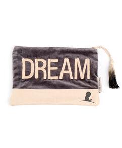 Dream Velvet Wristlet