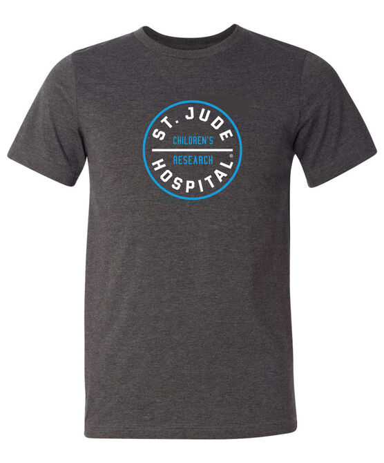 Circle St. Jude Design Unisex T-Shirt