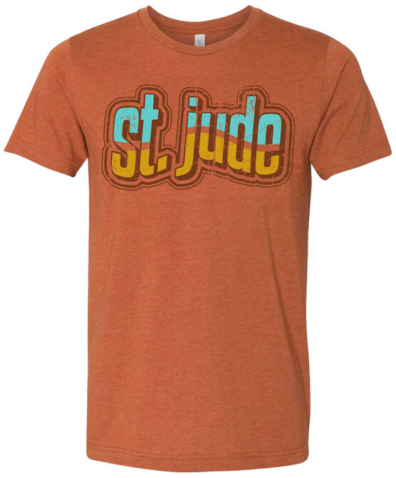 St. Jude Retro Wave T-Shirt