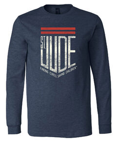 St. Jude Shield Long Sleeve T Shirt