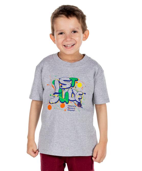 Toddler St. Jude Paint Bubble T-Shirt