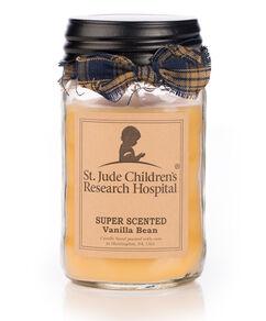 Vanilla Bean Mason Jar Candle