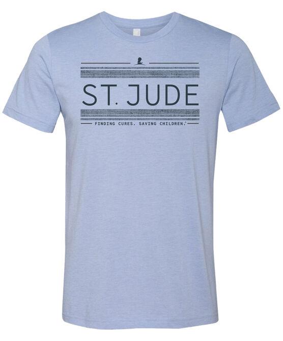 Unisex St. Jude Retro Design T-Shirt