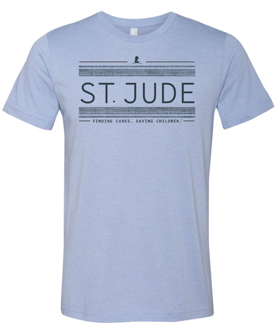 Unisex St. Jude Retro Design T-Shirt