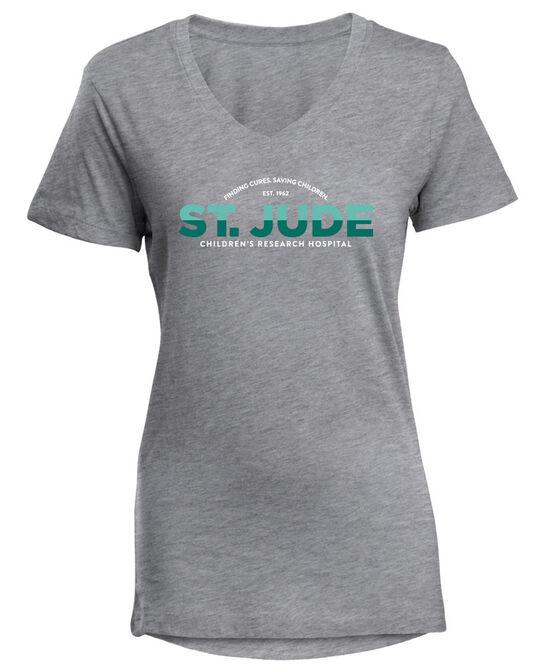 Women's Gradient St. Jude T-Shirt